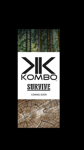 The Kombo Survive has begun