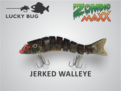 Zombie Maxx - Jerked Walleye