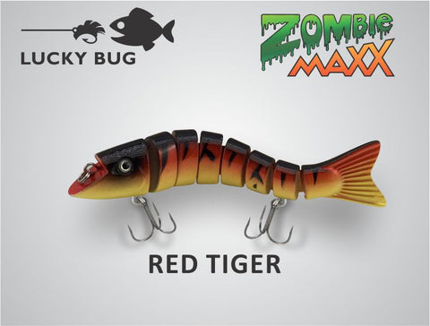 Zombie Maxx - Red Tiger