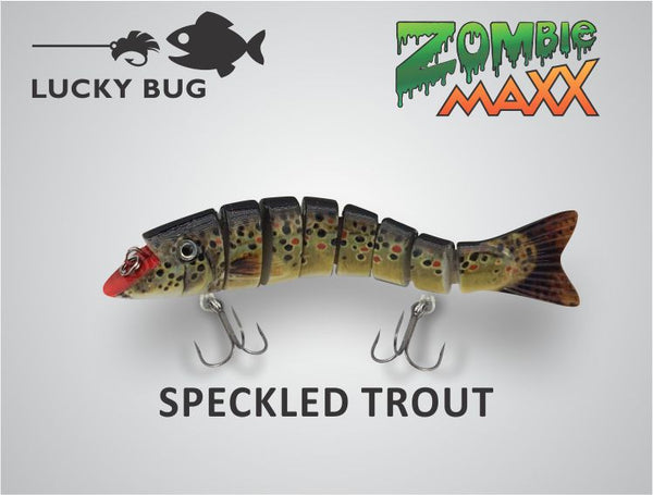 Zombie Maxx - Speckled Trout