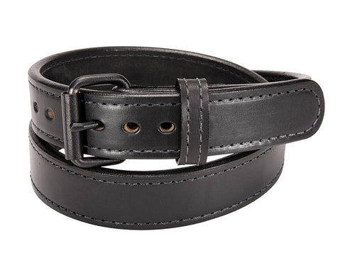 BULLBELT® STITCHED BULLHIDE TACTICAL GUN BELT