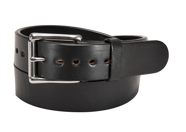"BULLBELT® 1.75"" SMOOTH BULL HIDE GUN BELT"