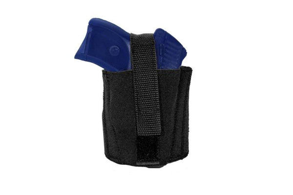Ankle Concealment Holster with Padded Neoprene with Mag Pocket