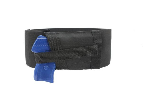 Black SideLoader Belly Band Holster