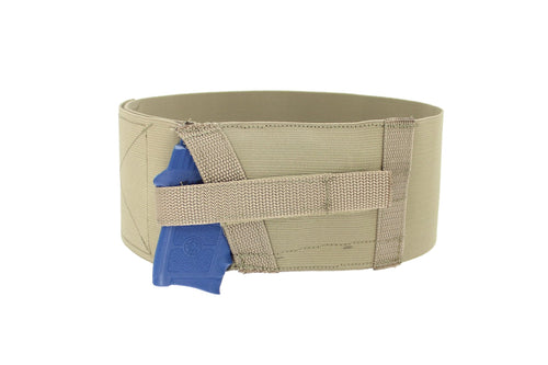 Olive Tan SideLoader Belly Band Holster