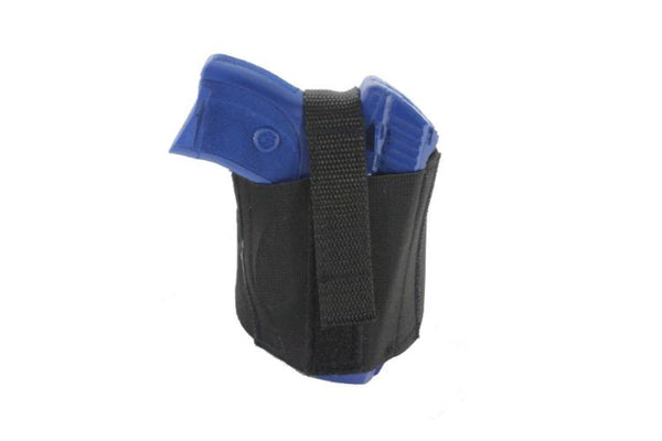 Boot Wrap Gun Holster with Mag Pocket