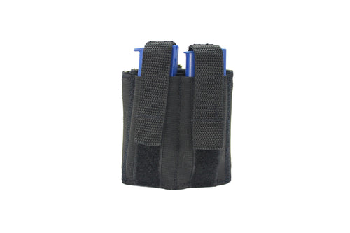 Ankle Dual Mag Holder Concealment Holster with Padded Neoprene