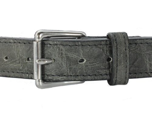 ELEPHANT HIDE GUN BELT