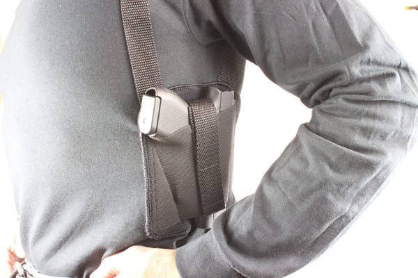 CCW CONCEALMENT LONG SLEEVE T-SHIRT FITS SMALL/MED GUNS