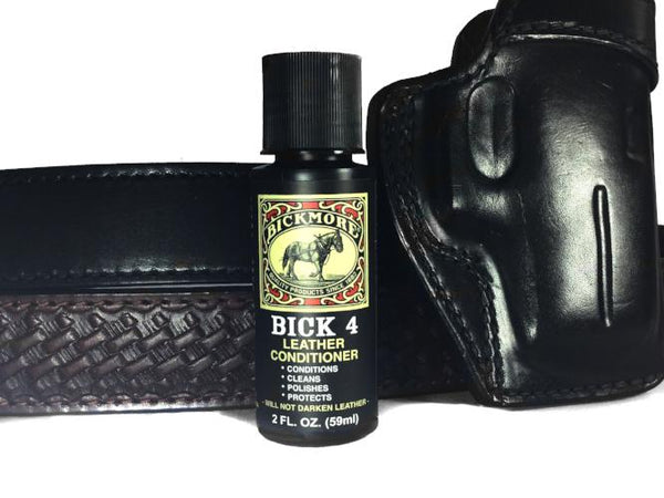 Bick 4 Leather Cleaner and Conditioner