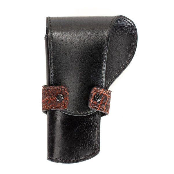 Dragon Fire Elephant Banded Western Revolver Holster