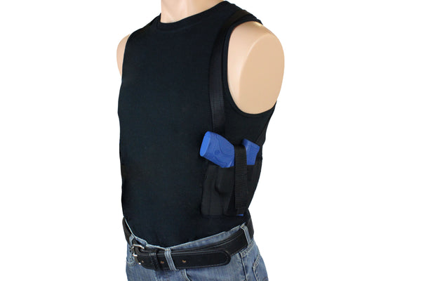 CCW CONCEALMENT SLEEVELESS T-SHIRT FITS SMALL GUNS