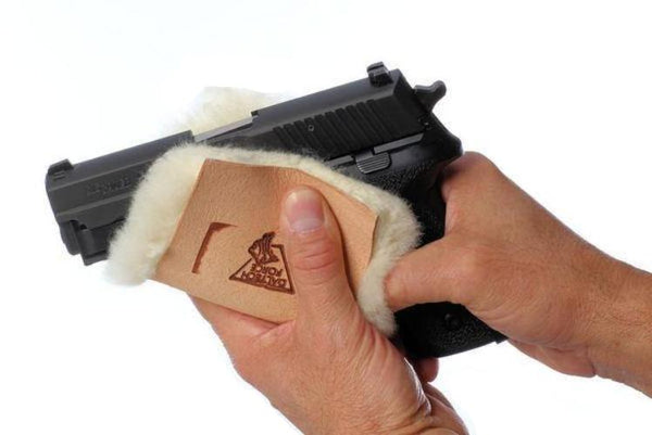 Sheepskin Gun Cleaning Cloth