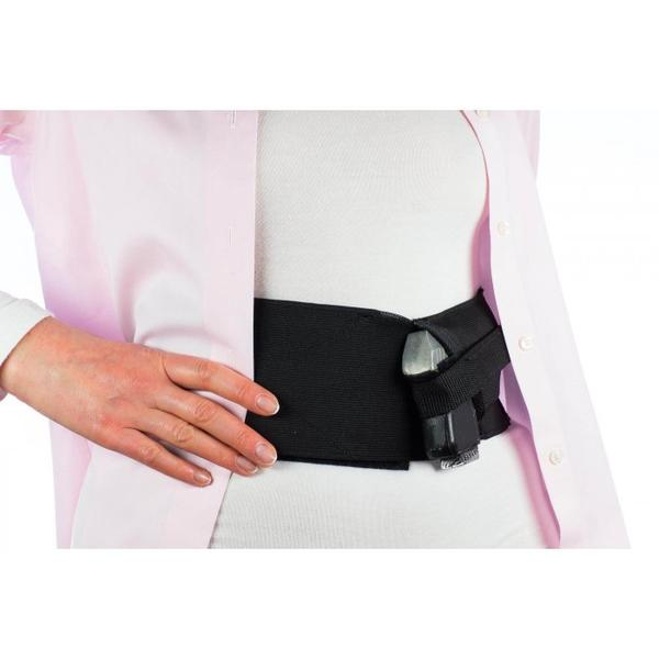 4 Inch Wide Side Loader™ Belly Band Gun Holster