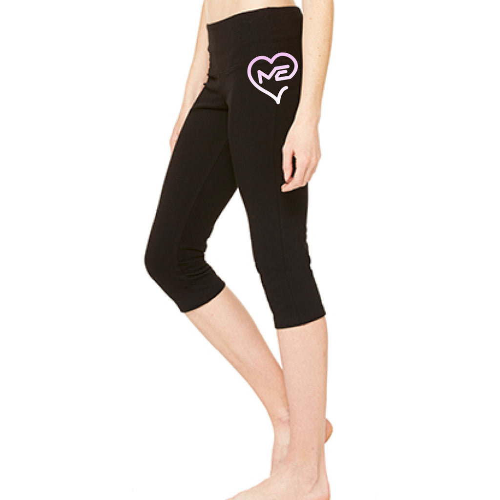 ME Heart 3/4 Leggings