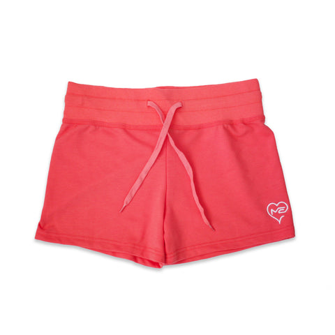 Athletic Women's Shorts - Pink
