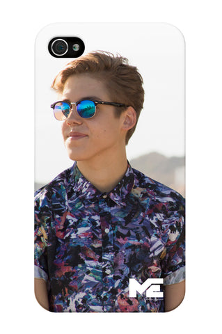 Matthew in Shades iPhone Case