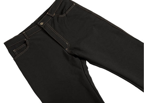 Gear Junkie reviews Thunderbolt soft shell jeans with schoeller dryskin with nanosphere