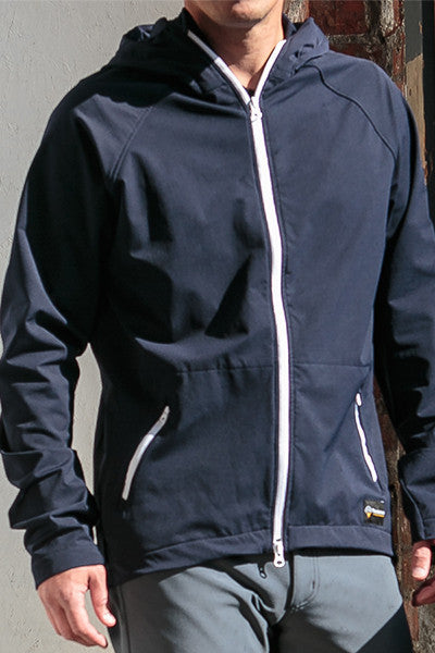 Thunderbolt Sportswear Limited Edition Agility Hoodie with Schoeller soft-shell with DWR