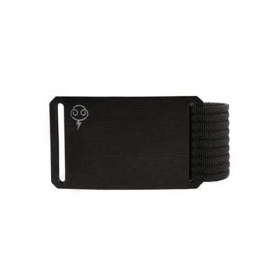 Thunderbolt Sportswear Thunderbelt, Made in USA by Grip 6, black buckle