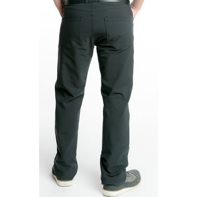 Thunderbolt Sportswear Original Jeans - Mark II Blacktop with Schoeller® Dryskin and Nanosphere®, back view