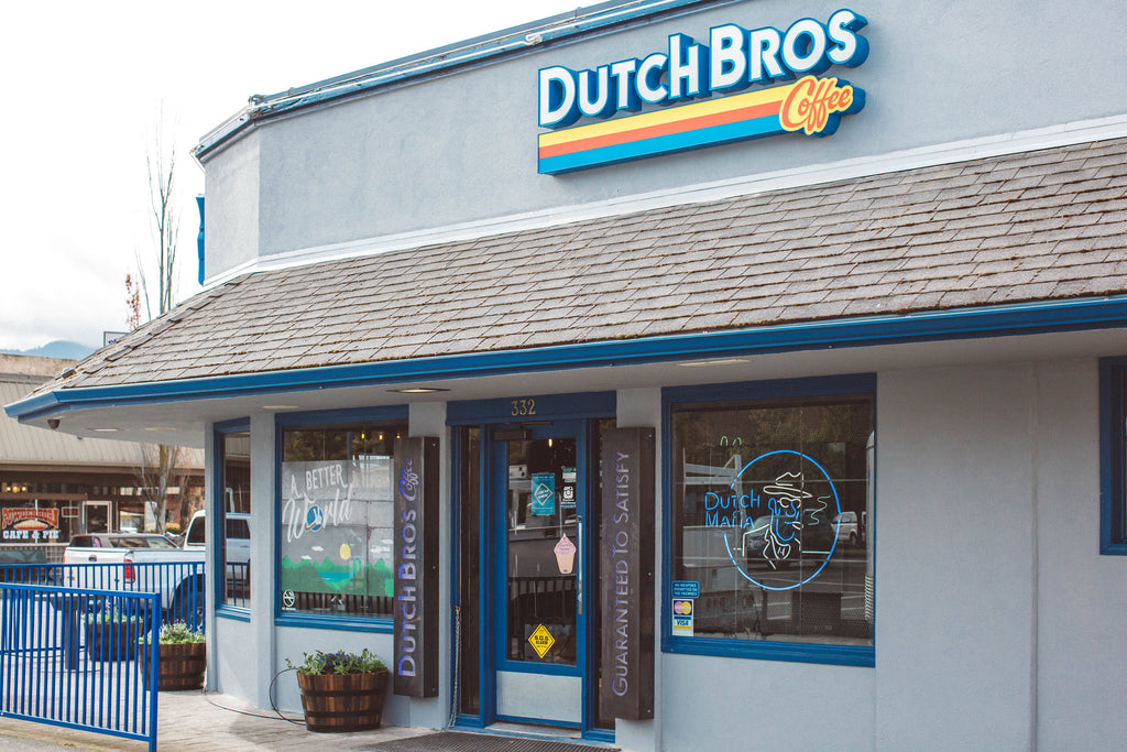 Dutch Bros. Grants Pass Celebrates Reopening