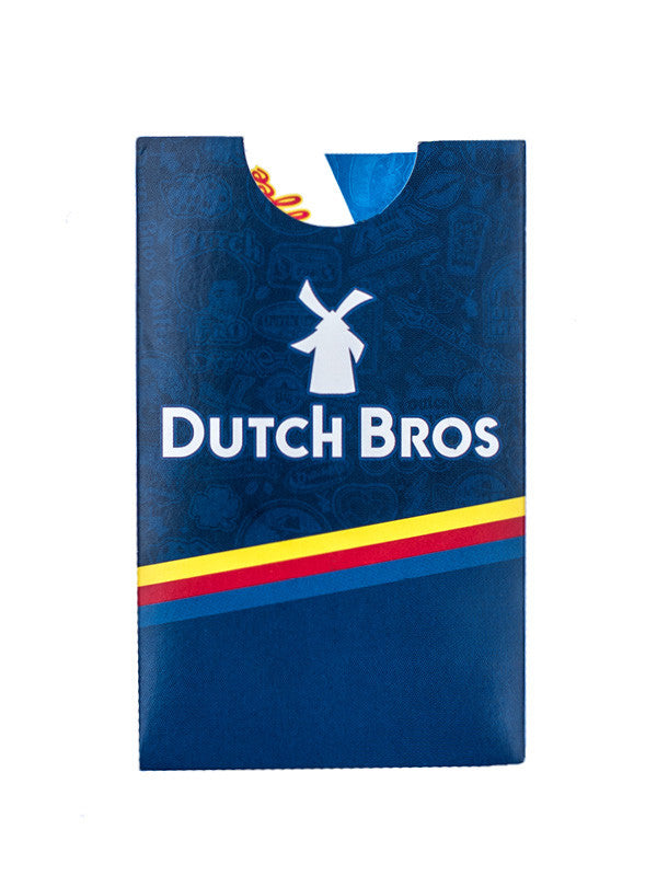 picture regarding Printable Walmart Gift Card known as Dutch Bros. Espresso Present Playing cards