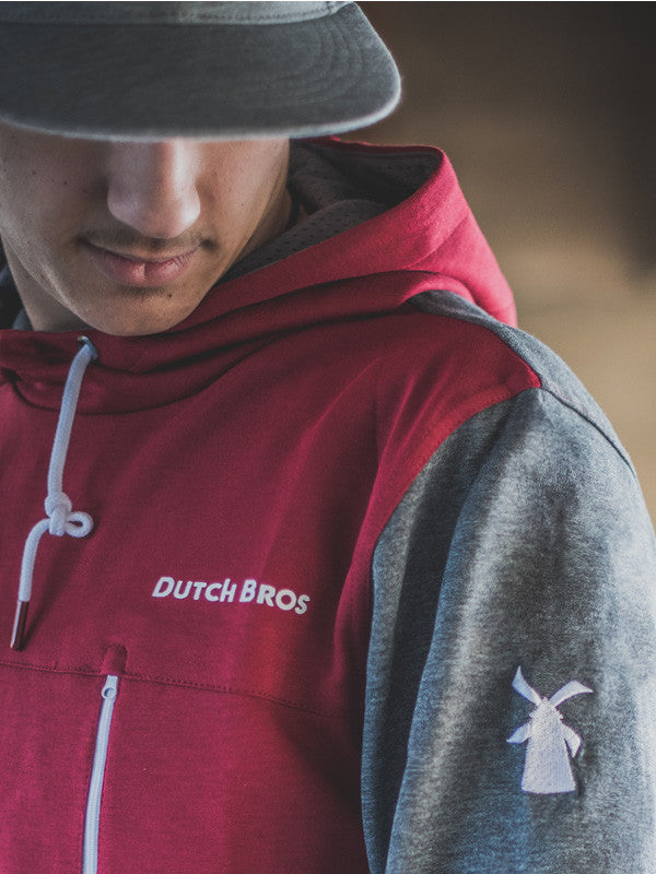 Dutch Bros Performance Hoodie
