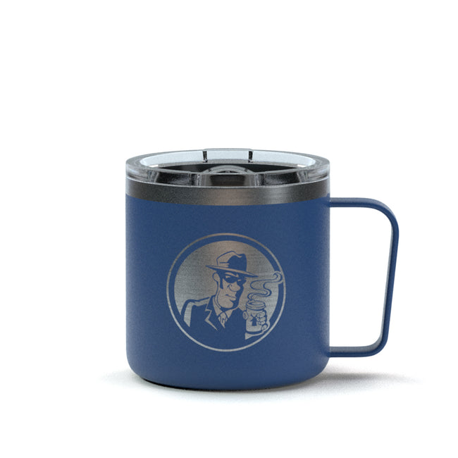 Mafia Stainless Steel Mug - Navy