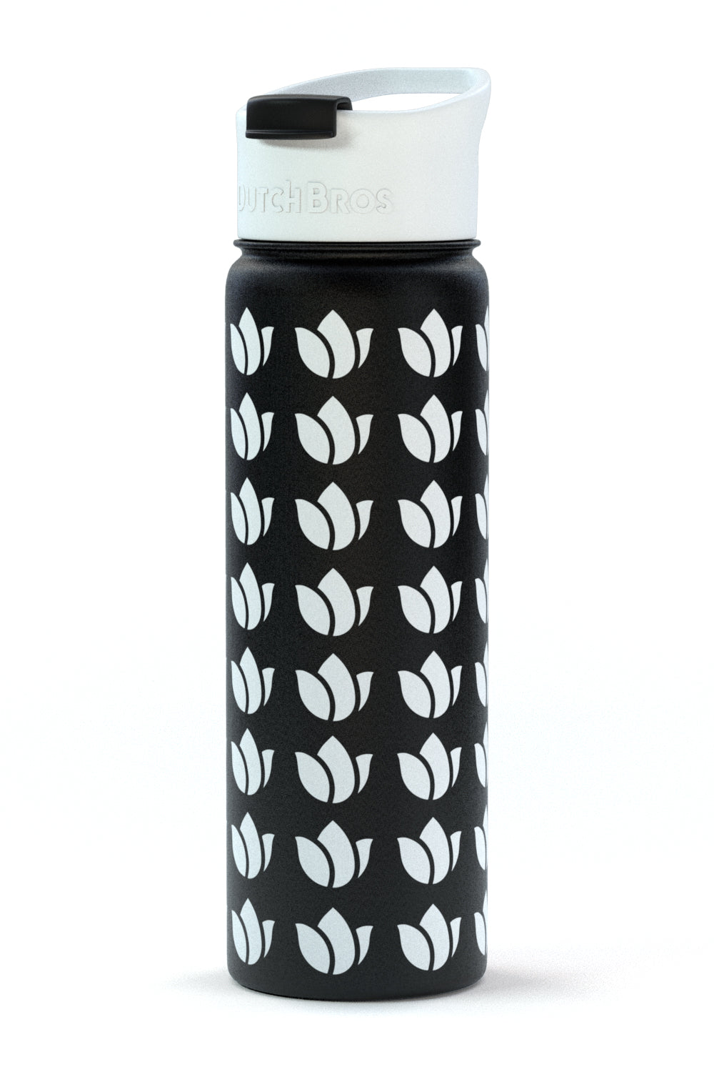 Dutch Flow Insulated Bottle - Tulip