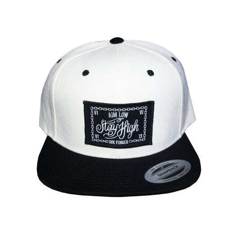 Stay High Colorblock Snapback