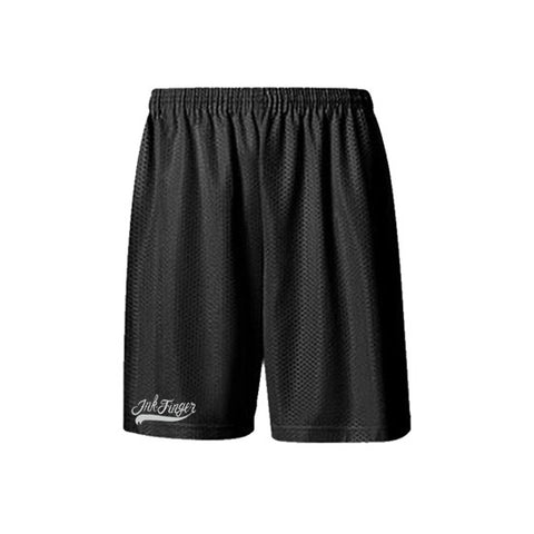 Baseball Logo Gym Shorts