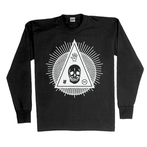Geometry Long Sleeve Tee