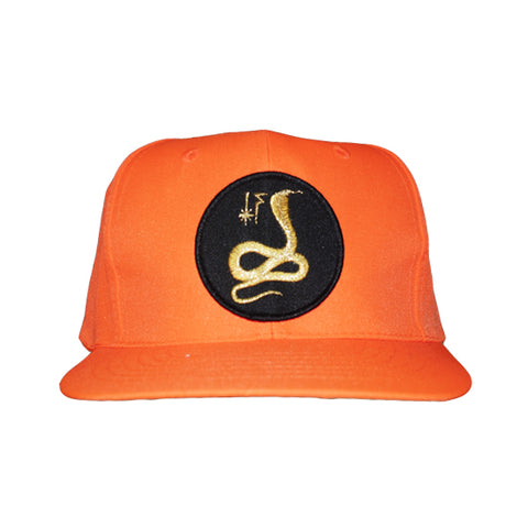 Gold Cobra Hunting Hat