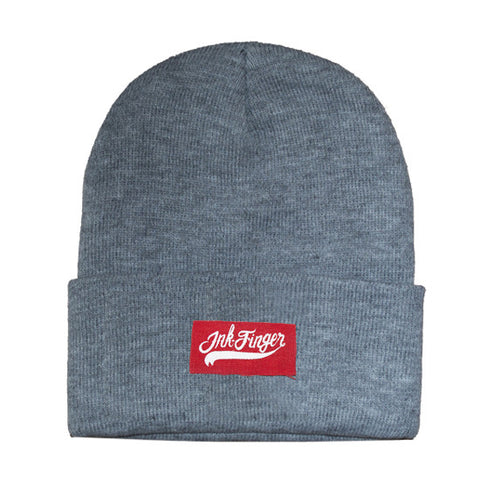 Red Box Logo Beanie