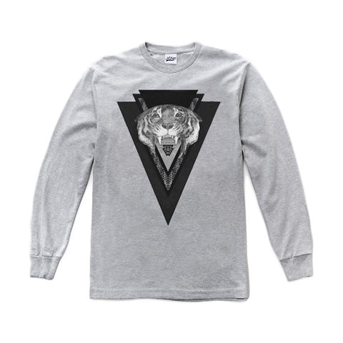 Tri Tiger Long Sleeve Tee