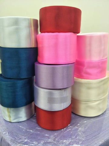 1.5inch satin ribbons