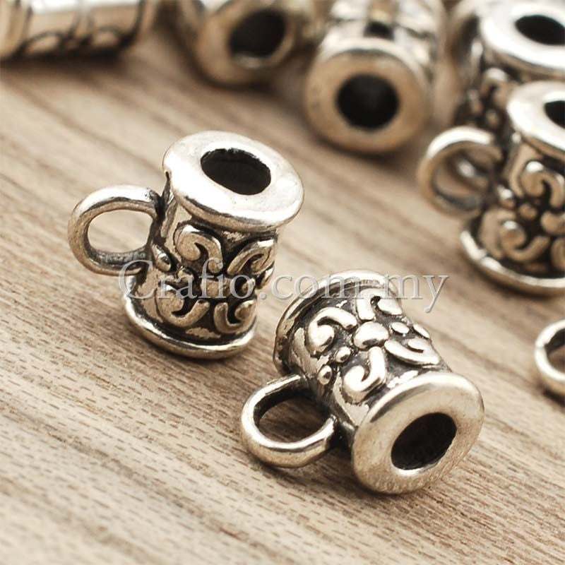 Tibetan Silver Spacer Beads (T1124)