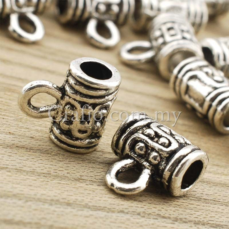 Tibetan Silver Spacer Beads (T321)