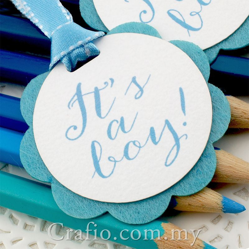 Its a boy baby shower baby welcome gift tags crafio its a boy baby shower baby welcome gift tags negle Gallery
