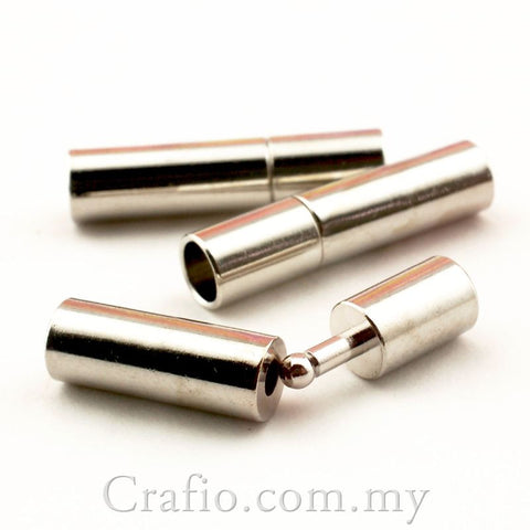 Bayonet Clasps for 3 mm Cords