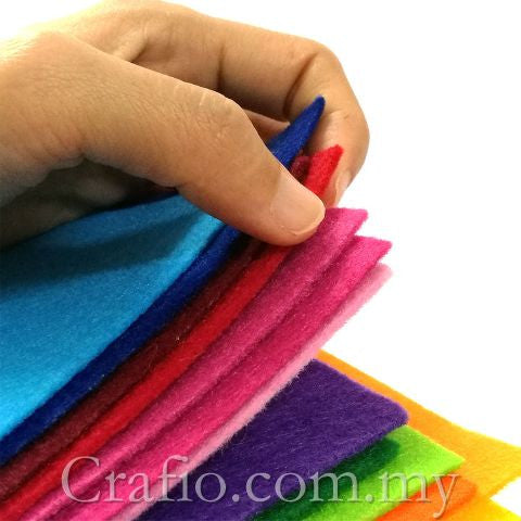 2 mm Thick Felt Sheets