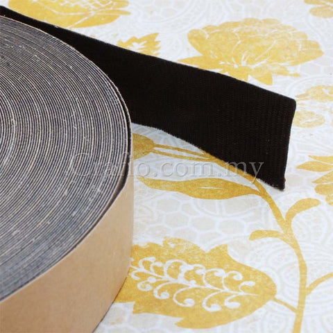 Headband End Covering Tape