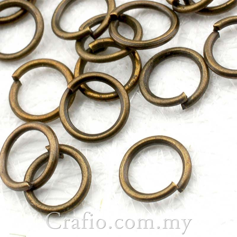 Antique Bronze Jump Ring