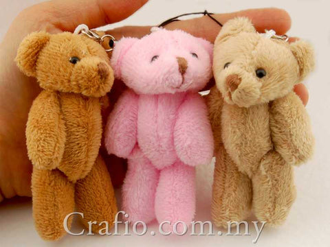 80 mm Mini Teddy Bear