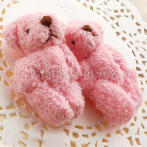 40 mm Mini Fluffly Teddy Bear