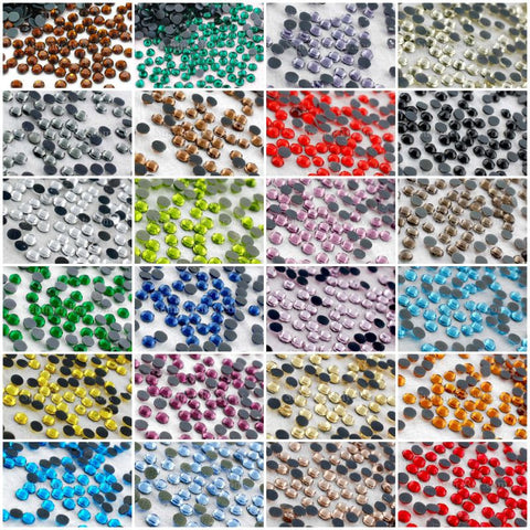 SS10 (2.8 mm) Hot Fix Rhinestone