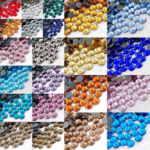SS20 (5 mm) Hot Fix Rhinestone