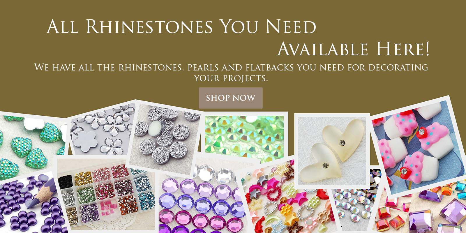 All Rhinestone Collections