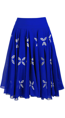 Aster Skirt Cotton Musola (Cross Lips)